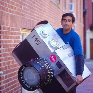 Dheera Venkatraman from Freedom Robotics shares his robot predictions for 2021.