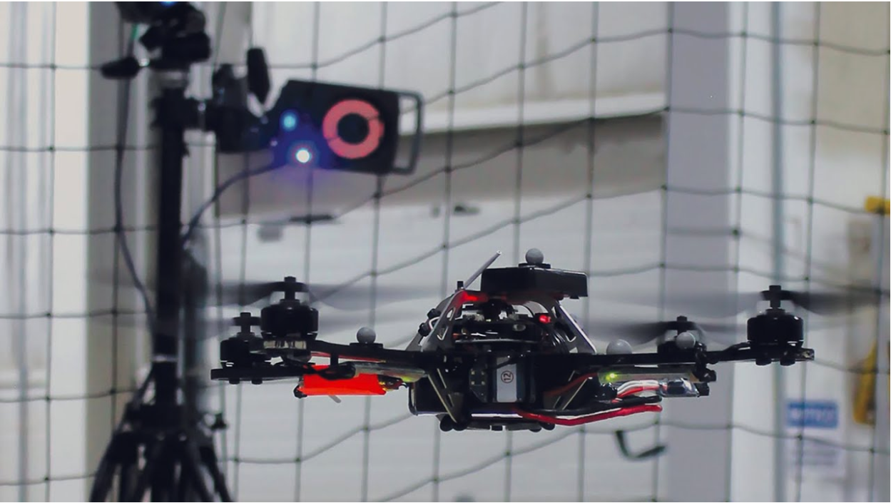 UAV - Motion Capture System