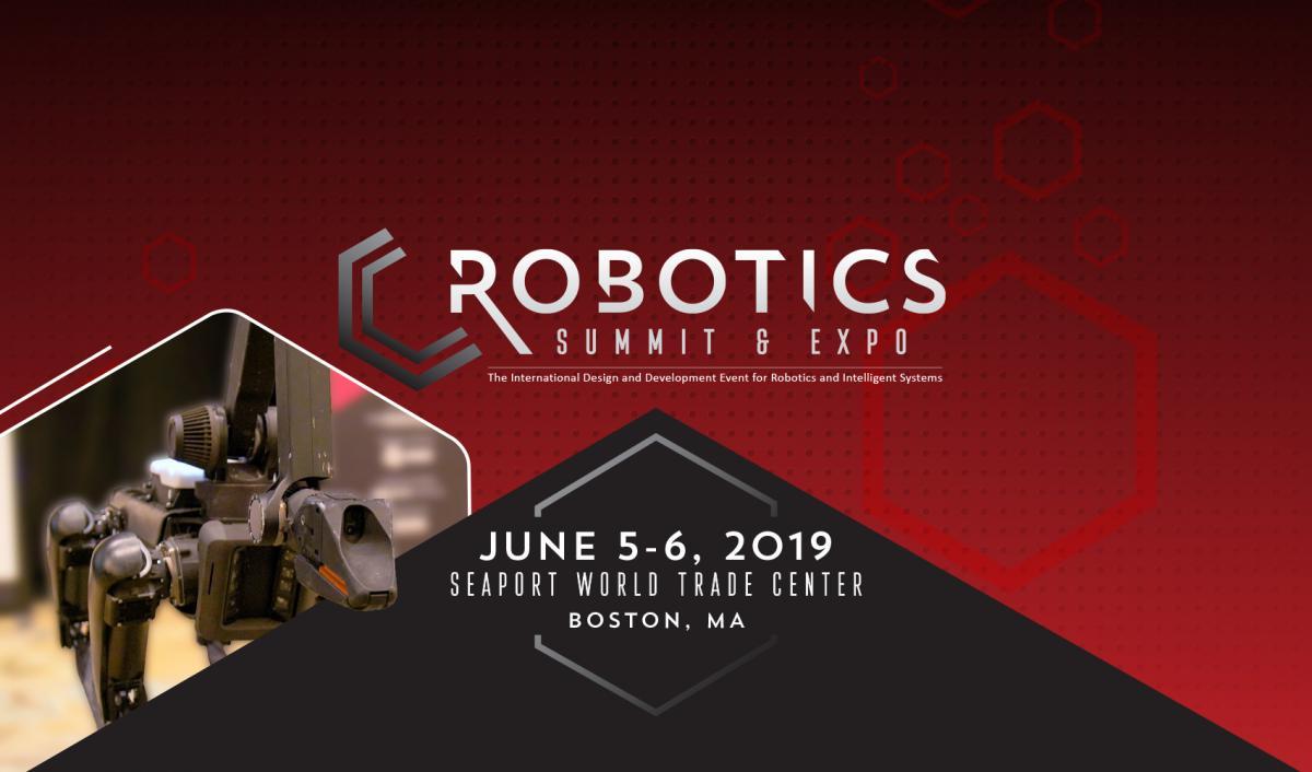 Boston Robotics Summit 2019