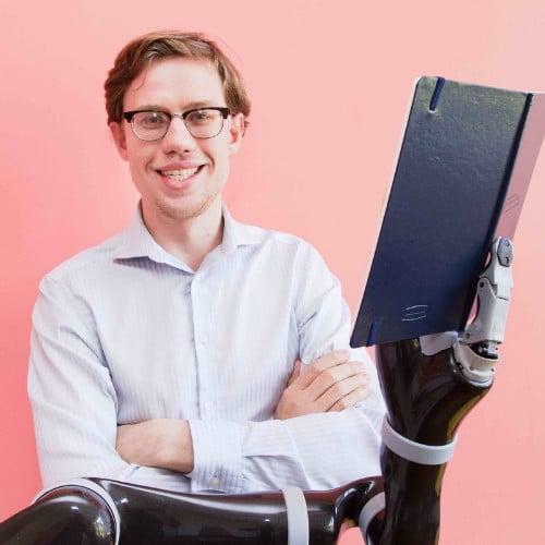 Stephen Hansen (Head of Robotics)