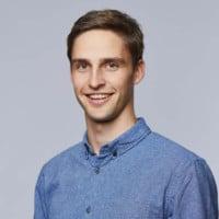 Achille Verheye (Sr. Robotics Engineer)